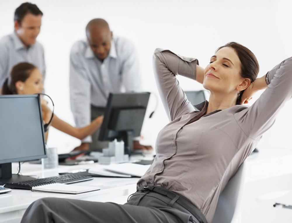 Mindfulness på jobbet – Föredrag