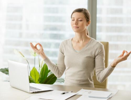 Mental träning med mindfulness på jobbetför att må bättre och förbättra dina prestationer