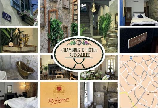 Hotel Rue Galilee