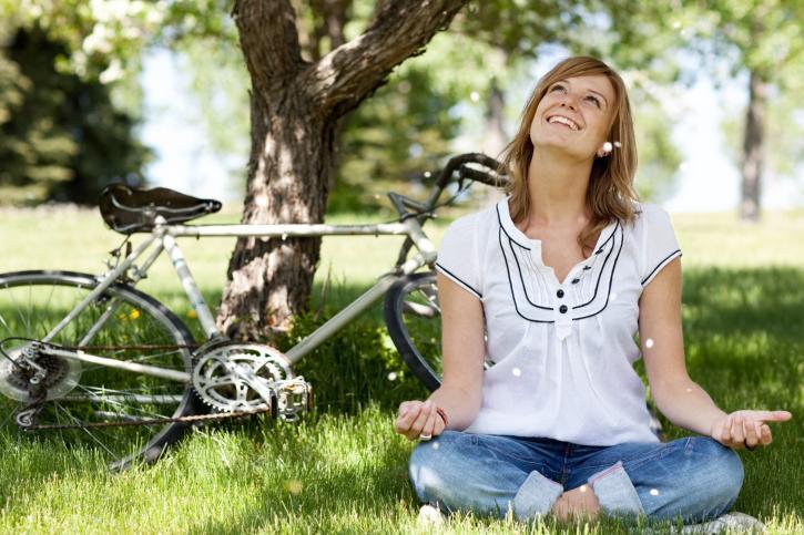 Må bättre med Mindfulness