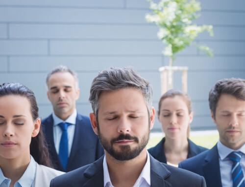 Vänd oro till framtidstro – med Mindfulness